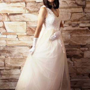 自宅で一人遊び(275) 20年12月(2)トホホなドレスと、もっと残念だった女装現実