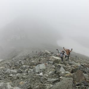 立山に登ってきました!(2)2019.7.7