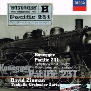 オネゲル パシフィック231