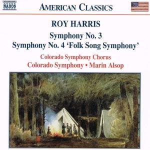 ハリス  交響曲第3番