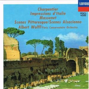 シャルパンティエ 組曲「イタリアの印象」