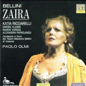 ベッリーニ 歌劇「ザイーラ」