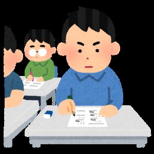 【2019年(第22回)】台風の影響で13日のケアマネ試験終了後も試験問題の持ち帰り禁止?