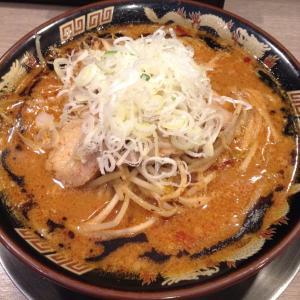 麺屋一魂 というお店に行ってみました エンマ味噌らーめん(辛さ:普通) を食べてきました