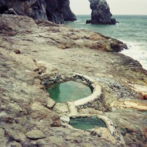 三島村硫黄島、2001年5月当時、動画編。