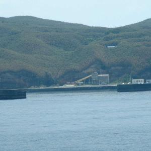 三島村竹島港から硫黄島港から黒島大里港、2011年4月当時、動画主体。