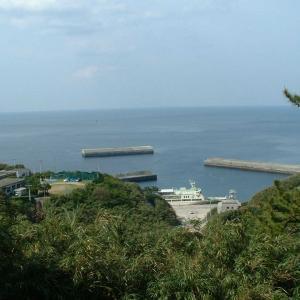 三島村黒島大里集落を歩く、2011年4月当時、動画主体。