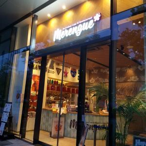 「メレンゲ」再訪で100円パンケーキモーニング