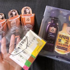 抜け毛予防に!韓国のシャンプーコンディショナー 呂