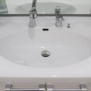 めんどうな洗面台の掃除を毎朝のルーティンに追加。習慣化すれば苦にならない!