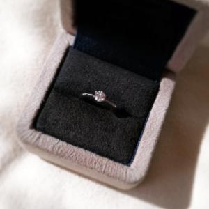 婚約指輪☆選んだプロセスを公開◎