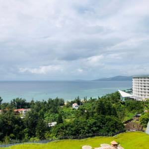 リゾートホテル【沖縄かりゆしビーチリゾート・オーシャンスパ】に宿泊してきたよ!