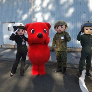 木更津航空祭2019・基地内の様子