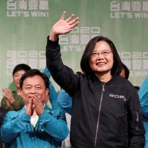 台湾総統選・今回は親米派の勝利だが・・・