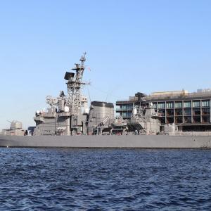 護衛艦「しまかぜ」と中国漁船の衝突事案