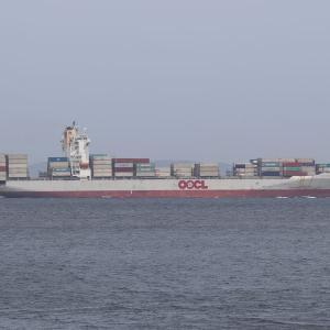 コンテナ船 OOCL GUANGZHOU