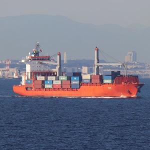 コンテナ船 BARO