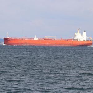 タンカー EAGLE MELBOURNE
