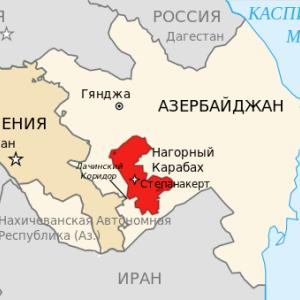 ナゴルノカラバフ紛争・アルメニアの事実上の敗北