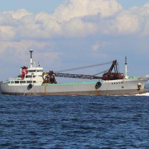 ガット船「第六豊松丸」
