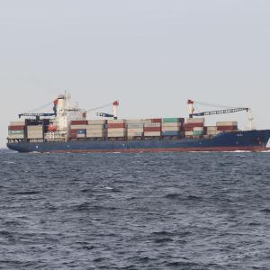 コンテナ船 KETA