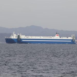 オーシャントランス RORO船「海王丸」
