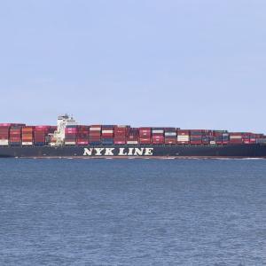 コンテナ船 NYK VENUS