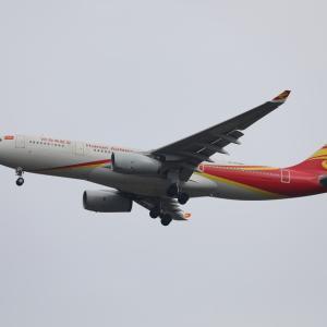12月末⑩(海南航空のA330-200)