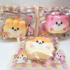 ふわもちでとってもかわいい♡BLOOM♡ニャンニャンロールケーキ<ミケパン>♡