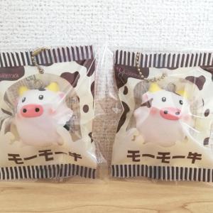 久しぶりの海外スクイーズ紹介♬Yumeno モーモー牛♬ブラック&ブラウン