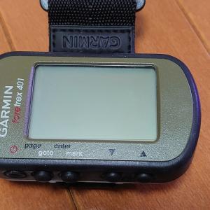 【GPS】野営地探しにもおすすめ!ガーミン Foretrex401を購入しました