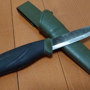 【初心者向け】キャンプ用ナイフのメンテナンスをしよう!