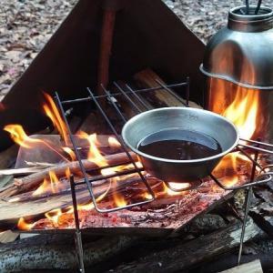 冬の男前キャンプをしてきました!
