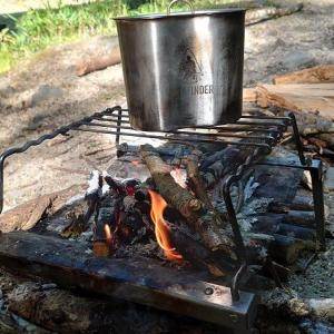 キャンプで楽しむワイルドコーヒー