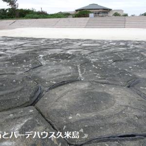 奥武島の久米島ウミガメ館