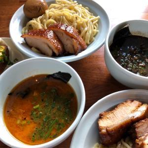 アラモアナで食べる!/日本の味『つけ麺』VS  お手頃価格の『飲茶』