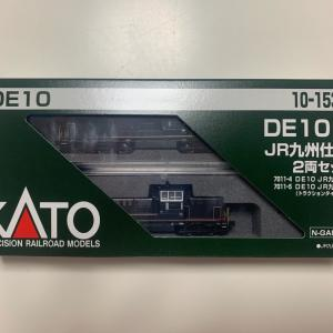 KATO 10-1534 DE10 JR九州仕様 2両セット