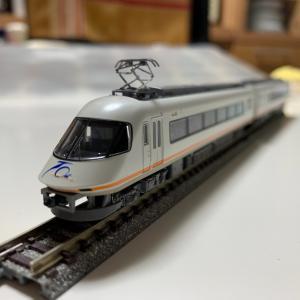 TOMIX 近鉄21000系 アーバンライナーplusを「近鉄特急 運転開始70周年」に