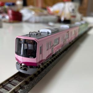 グリーンマックス 50620 近鉄3220系 KYOTO-NARAラッピング