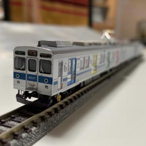 グリーンマックス 50615・50616 東急8500系(Bunkamura号)