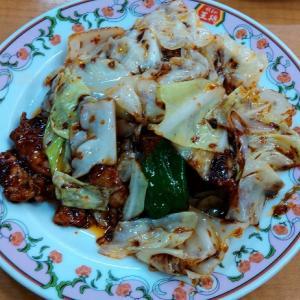 DAY7✨六日目✨餃子の王将 回鍋肉 & 餃子 & 油淋鶏 食べてみたw