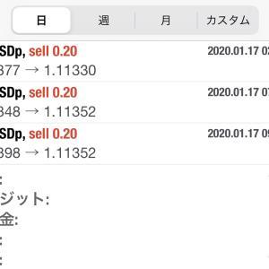 1月17日 タクヤのオレ的自動売買速報☆