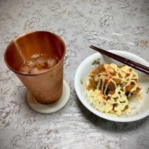 サバ缶と玉ねぎ