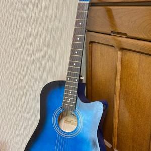 激安ギターを買いました