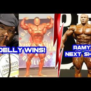 Big Ramyが2020年アーノルドクラシックで戻ってくる!