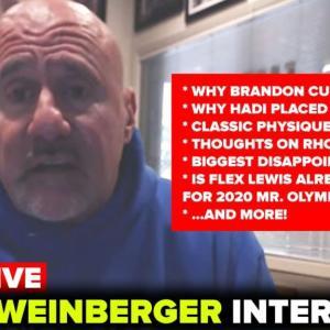 Steve Weinvergerが答えるオリンピアのジャッジについて