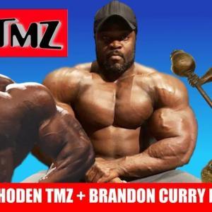 Brandon CurryのDorian Yatesに対する大人の対応