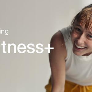 Appleが発表したフィットネスサブスク Fitness+とは
