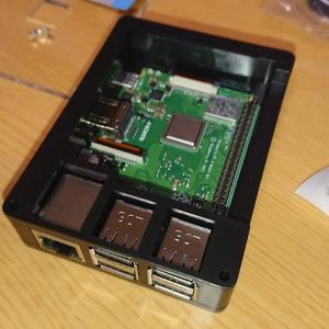 【ラズパイ】【第一回】Raspberry Pi 3 model B +のセットアップ