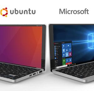 GPD pocketにUbuntu16.04 & ROS install